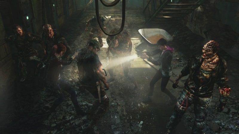 Resident Evil  rev2