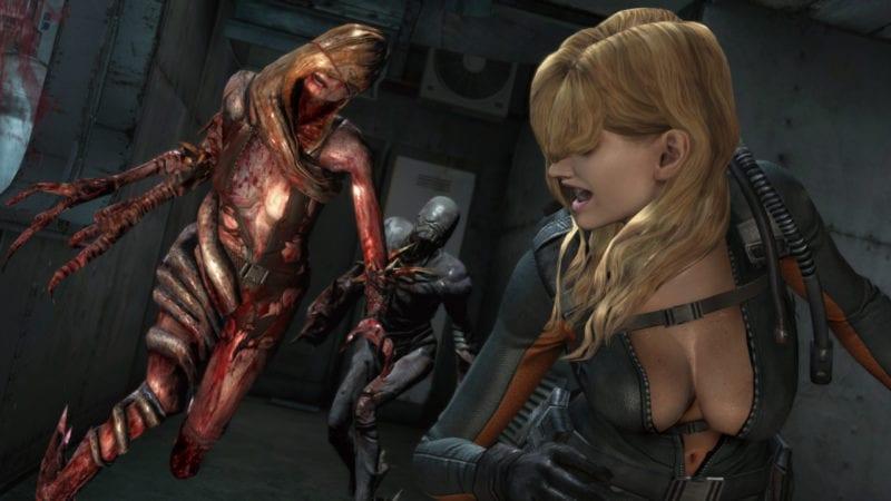 Resident Evil title