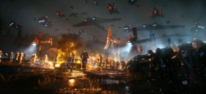 final fantasy xv, niflheim, empire