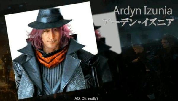 final fantasy xv, ardyn antagonist, villain, character