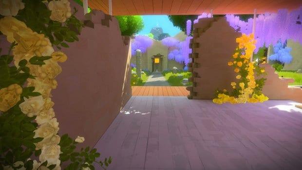 The Witness Garden