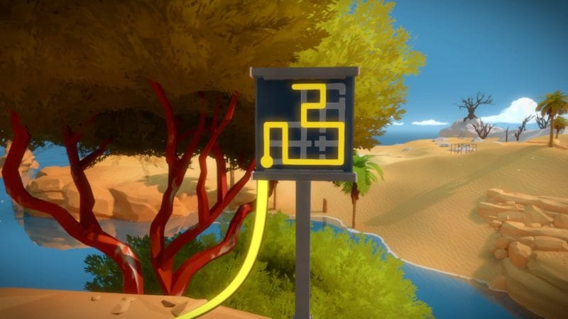 the witness symmetry 21