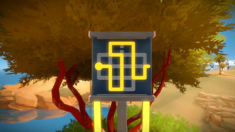 the witness symmetry 22
