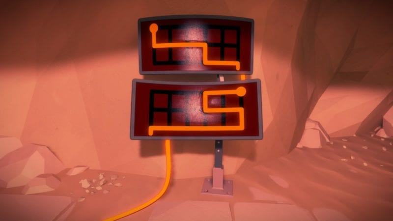 the witness desert ruins 24