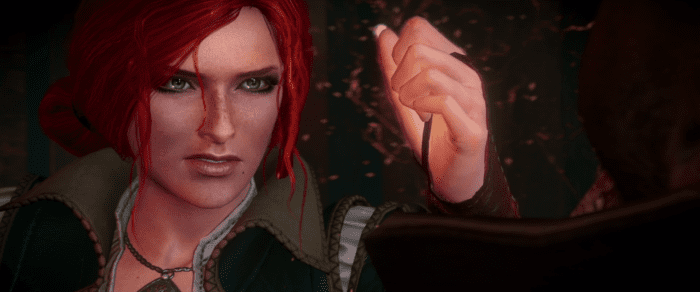Witcher 3 Triss Quest
