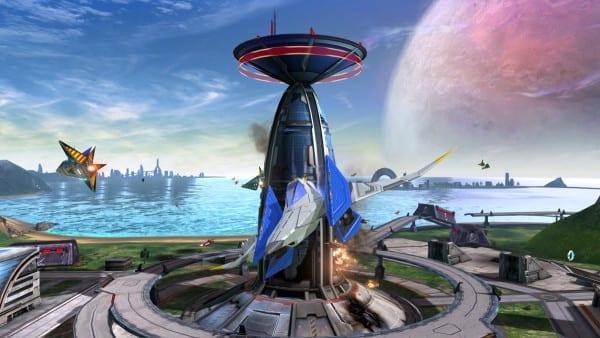 games, Wii U, release, 2016, star fox zero