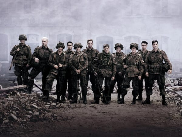 band of brothers, telltale games, series, episodes