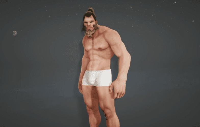 Black Desert Online ugly contest beast