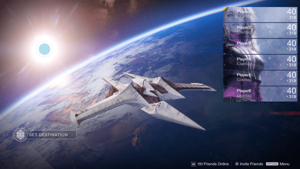 Destiny Fireteam Emblem