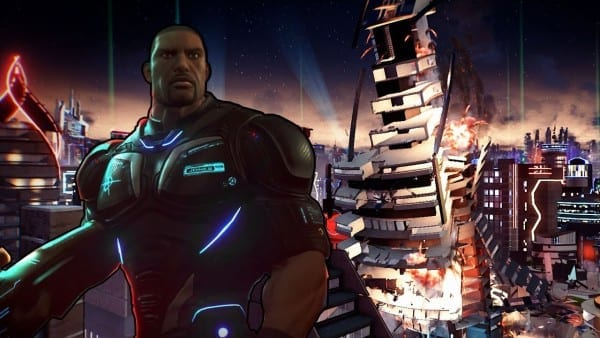 crackdown 3, confirmed games, xbox one, 2016