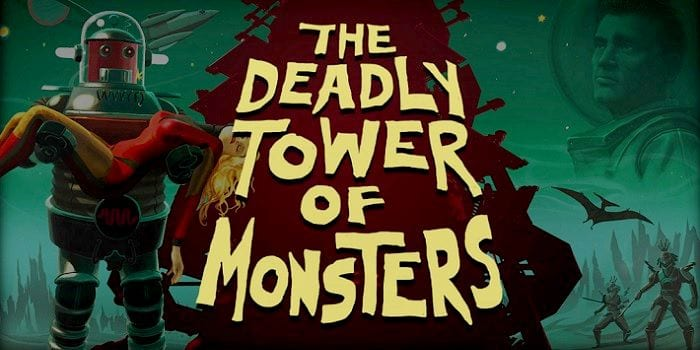 deadly tower of monsters header