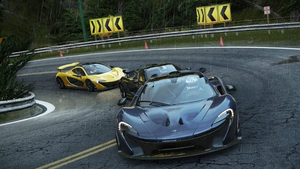 Driveclub, best ps4 exclusives, world first