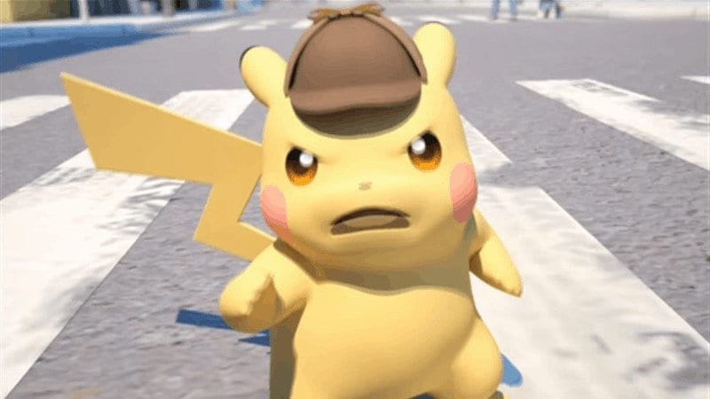danny devito detective pikachu