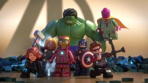 lego marvel's avengers,thanos