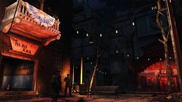Fallout 4 cell shaded mod borderlands