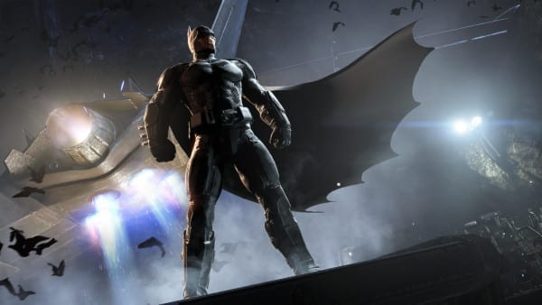 Batman: Arkham Origins multiplayer