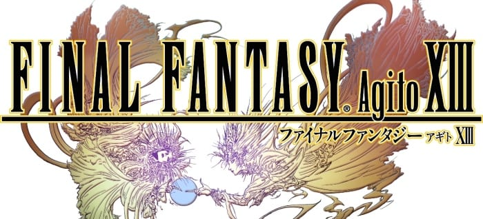 final fantasy agito xiii logo