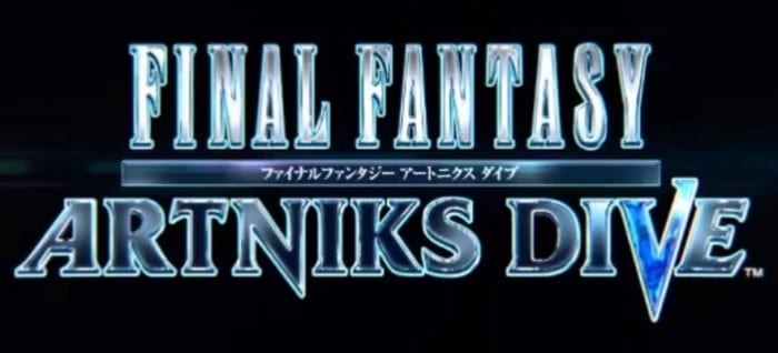 Final Fantasy Artniks Dive logo