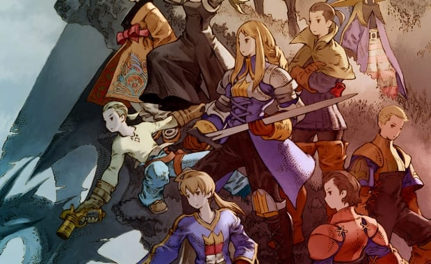 final fantasy, tactics, spinoff