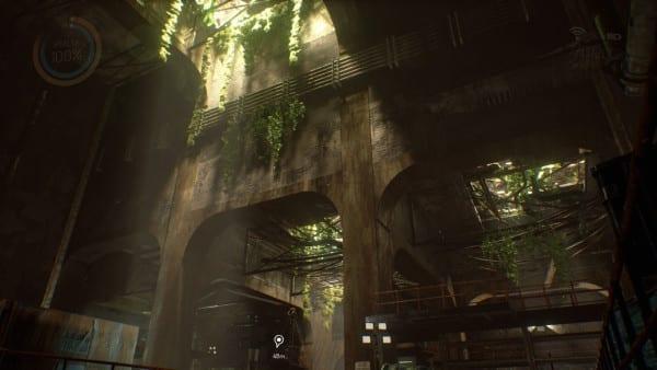 Gemini: Heroes Reborn Ruins