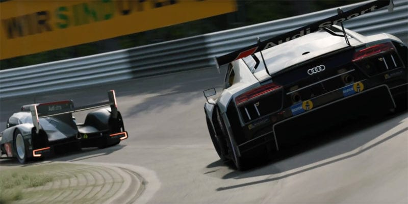 gran turismo sport, PlayStation, Sony, E3 2016, exclusive