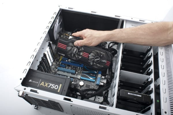 how to, build, pc, graphics card