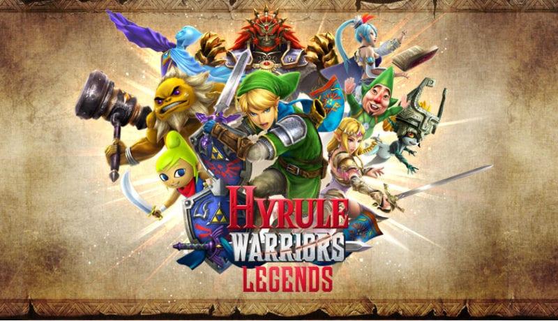 Link S Awakening Dlc Coming To Hyrule Warriors Legends Next Week