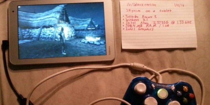 Low-end Skyrim 2
