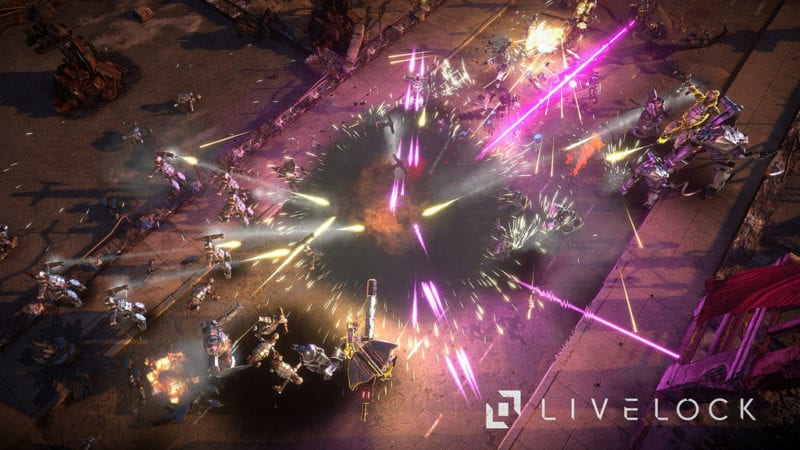 Co-op Shooter Livelock Takes Aim at Xbox One