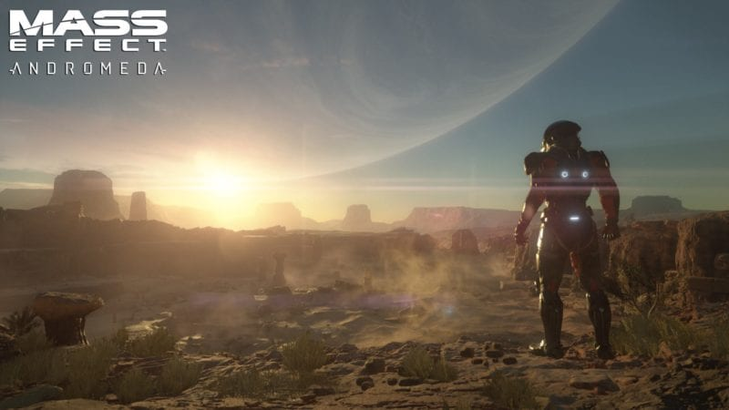 e3, mass effect andromeda, confirmed games, 2016, xbox one