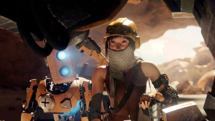 Microsoft, e3 2016, ReCore, xbox one, games, 2016, confirmed