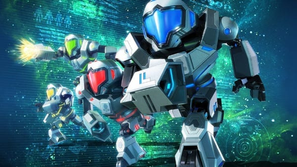Nintendo, release date, federation force, metroid prime