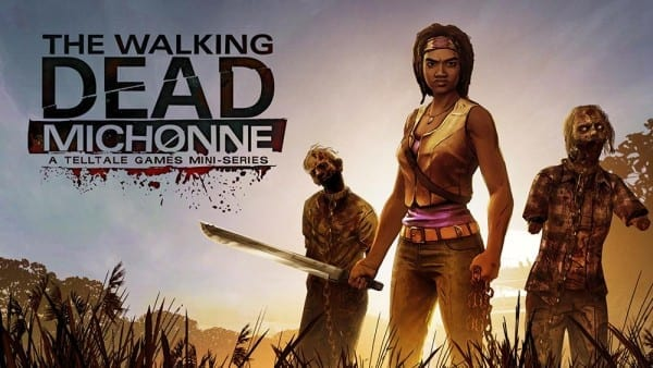 The Walking Dead, Michonne, mini series, reasons to play
