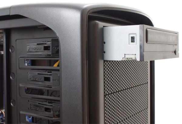 how to, build, pc, install optical drive