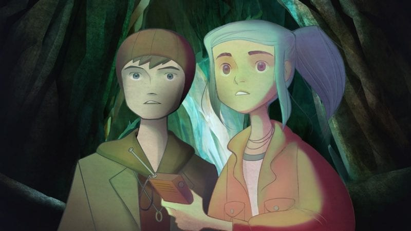 oxenfree, surprise hits, 2016