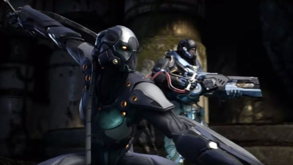 paragon, PlayStation, Sony, E3 2016, exclusive