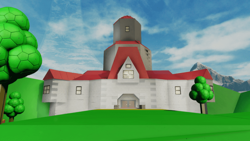 You Can Now Play Halo 5 At Princess Peach S Castle From Super Mario 64