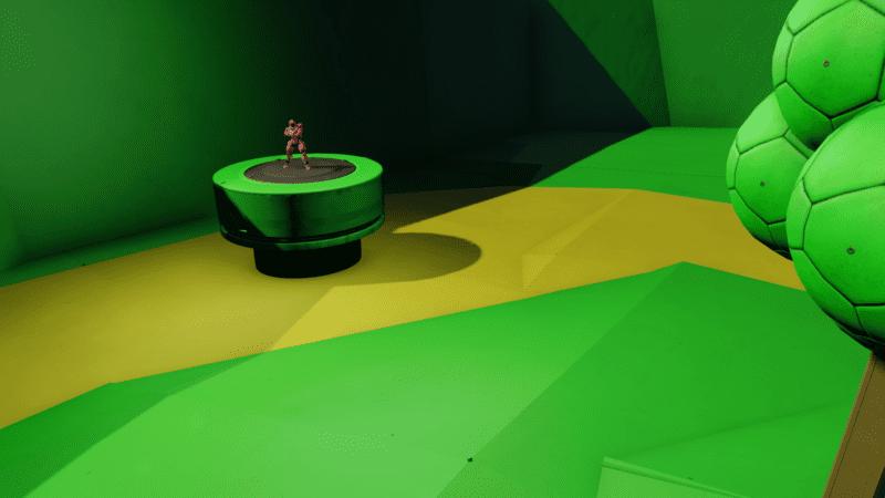 Halo 5 Princess Peach Castle Pipe