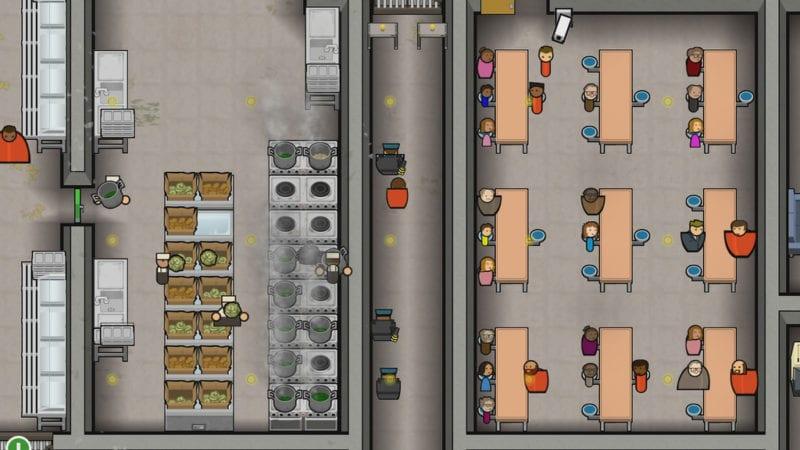 prison archetect