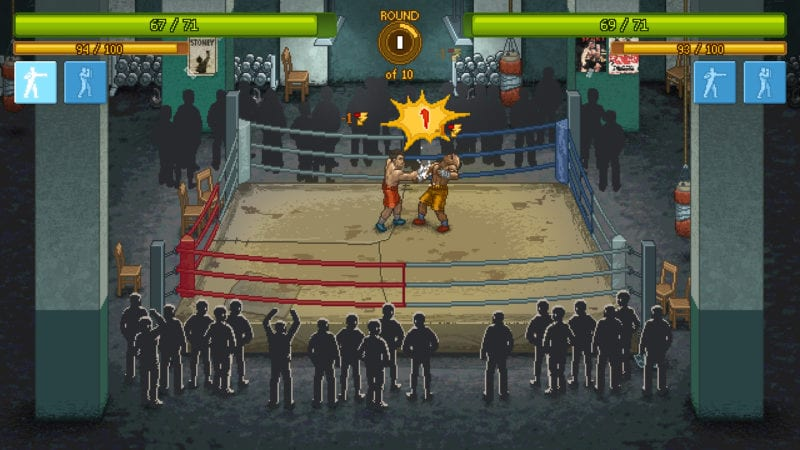 punch club fight