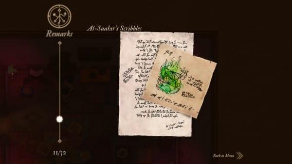 Qasir al-Wasat Al-Saahir's Scribbles