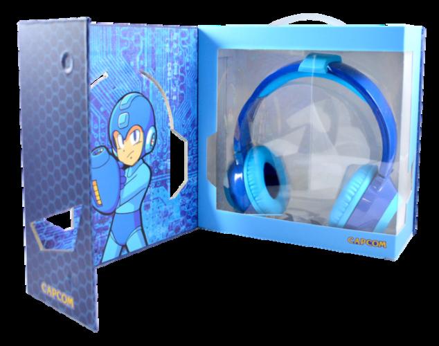 Megaman Headphones 2