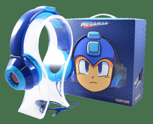 Mega Man Headphones