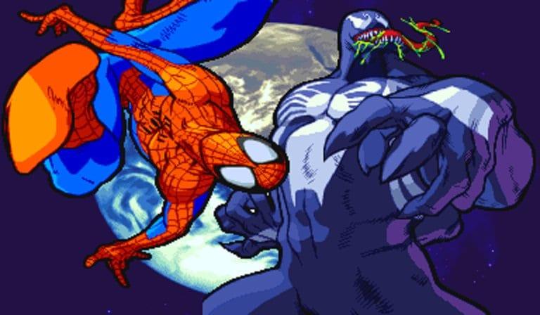 Marvel vs Capcom art