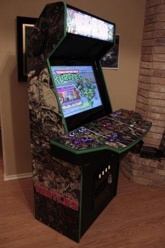 TMNT arcade