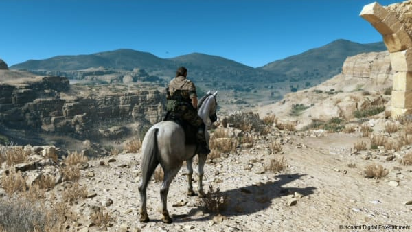 MGS V, PlayStation 4, PS4, games, best