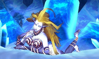 Final Fantasy Explorers Shiva