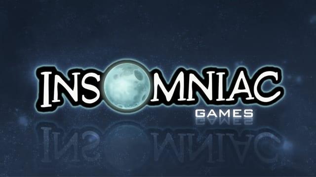 Insomniac Games, logo