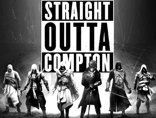 assassin's creed compton