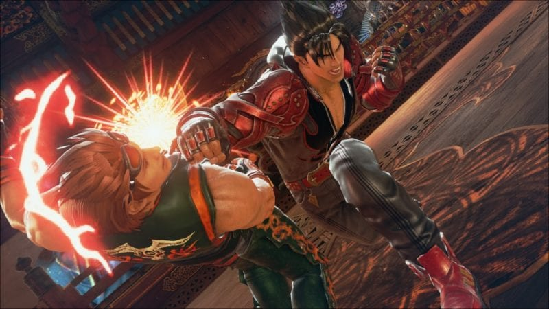 tekken 7, PS4, Sony, PlayStation, exclusives, e3 2016